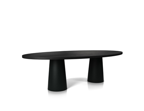 Container Oval 260 Table by Moooi