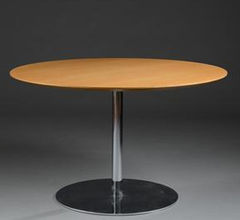 Gubi C11 to C15 (72,5 cm Height) Round Table