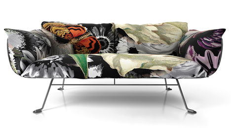 Nest Sofa by Moooi