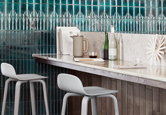 Visu Counter / Bar Stool by Muuto