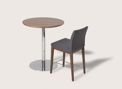 Aria Wood Bar/Counter Stool by Soho Concept