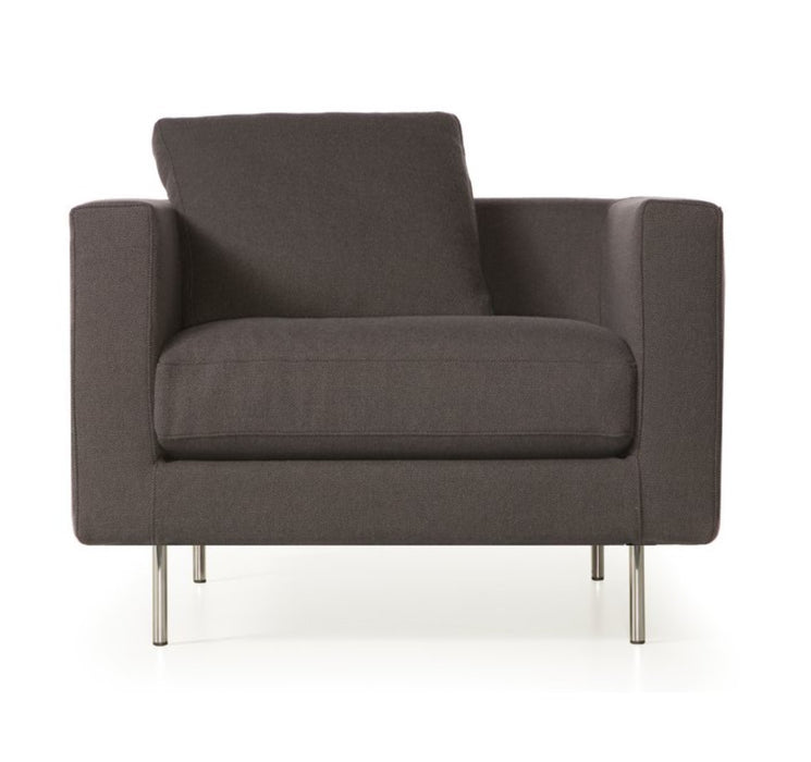 Boutique Armchair and Pillow by Moooi