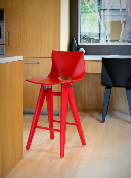 V Counter Stool by Mu Form
