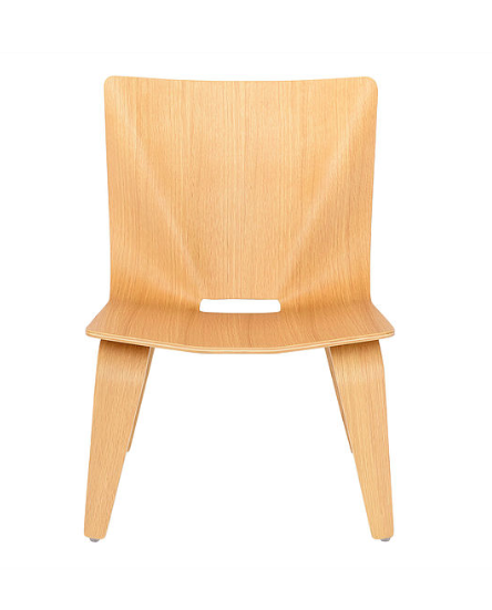 V Lounge Chair by Mu Form