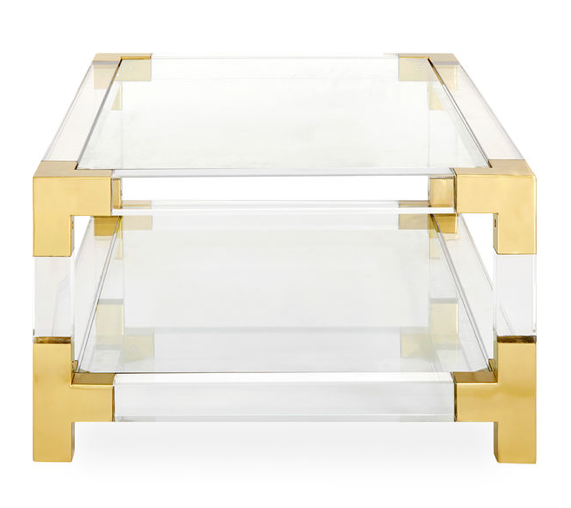 Jacques Grand Cocktail Table by Jonathan Adler