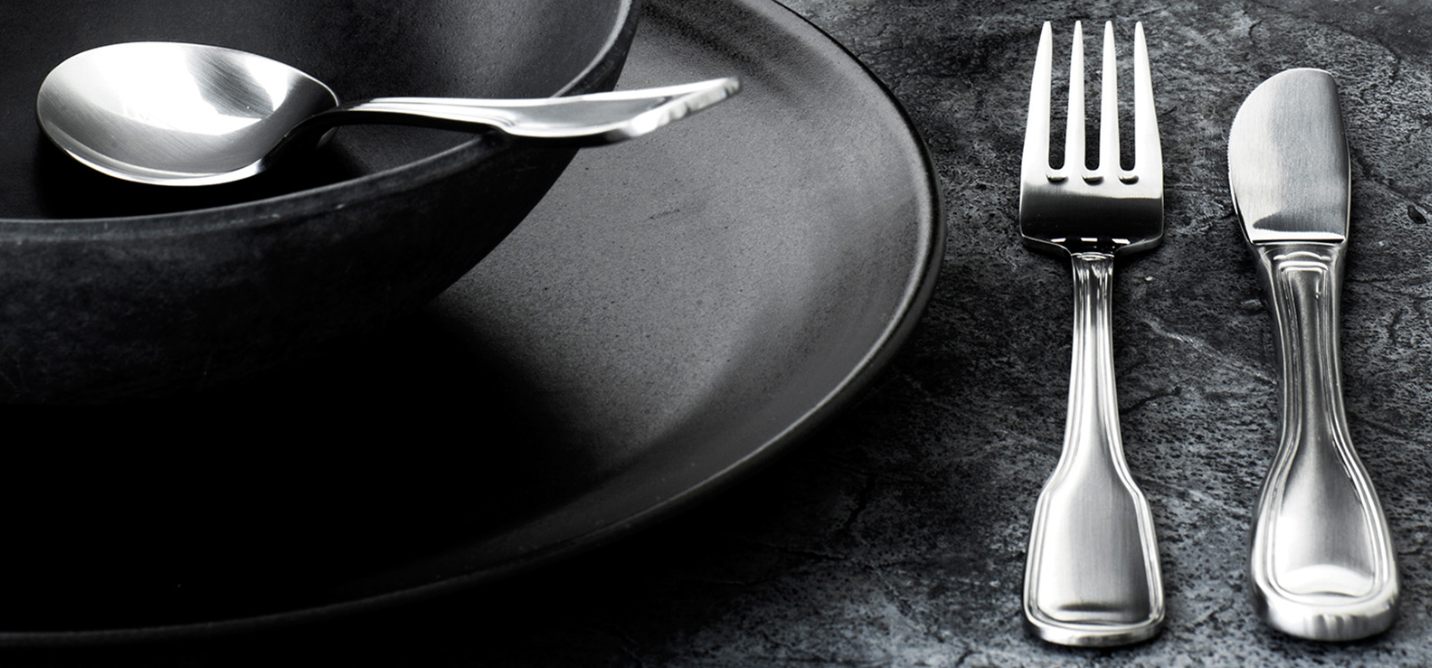 Attaché Cutlery by Gense
