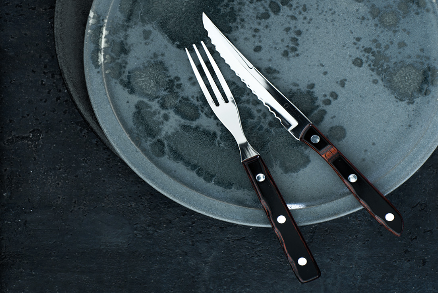 Old Farmer Classic Cutlery by Gense
