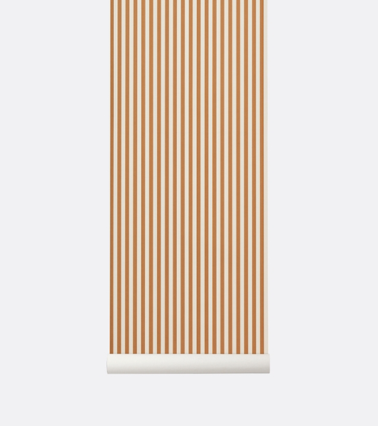 Thin Lines Wallpaper by Ferm Living