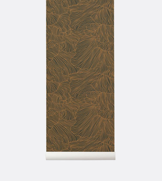 Coral Wallpaper by Ferm Living