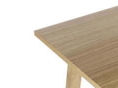 Slice Vol. 2 Oak Table by Normann Copenhagen