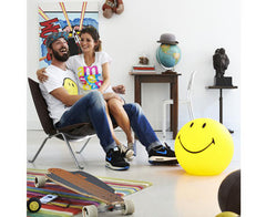 Smiley XL Lamp by Mr. Maria