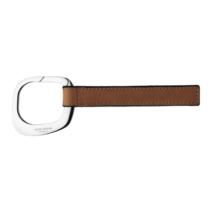 Square Key Ring by Georg Jensen