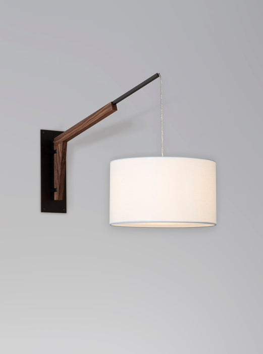 Talea Articulate Wall Sconce by Cerno (Made in USA)
