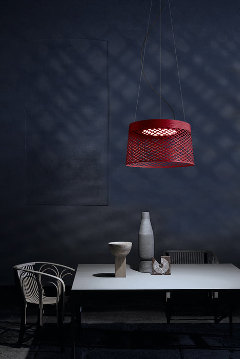Twiggy Grid Outdoor Suspension Lamp by Foscarini