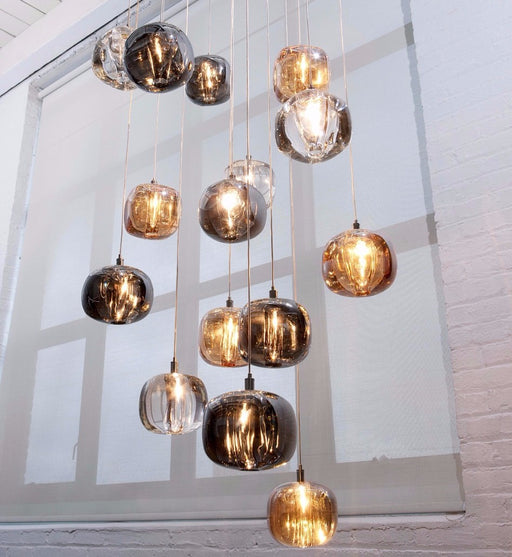 Cubie Suspension Light by VISO (Made in Canada)