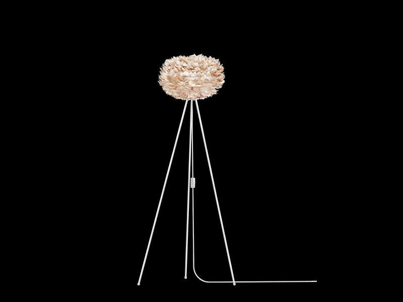 Eos Light Brown Floor Lamp by VITA Copenhagen