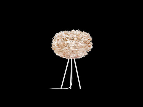 Eos Light Brown Table Lamp by VITA Copenhagen