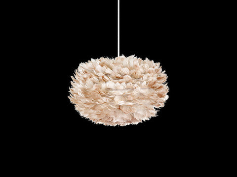Eos Light Brown Pendant by VITA Copenhagen