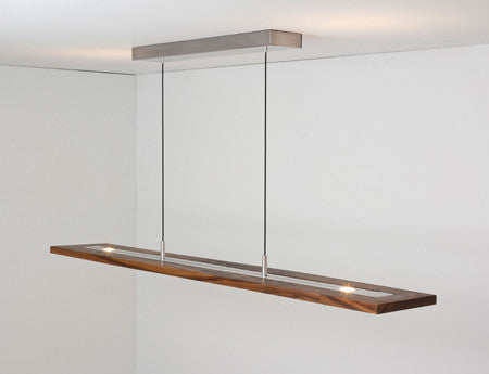 Vix Linear LED Pendant by Cerno Made in USA