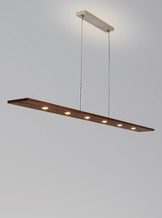 Vix 82 Linear LED Pendant by Cerno (Made in USA)