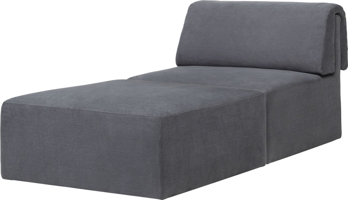 Wonder Sofa - Chaise Lounge 90x185 by Gubi