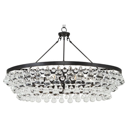 Large Bling Chandelier by Robert Abbey