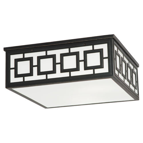 Parker Flushmount for Robert Abbey by Jonathan Adler
