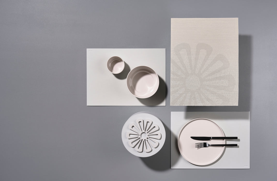 Daisy and Hexagon Placemats by Zone Denmark
