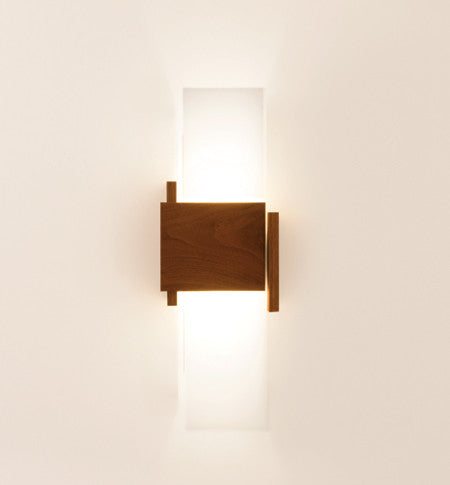 Cerno Acuo Wall Sconce Made in USA