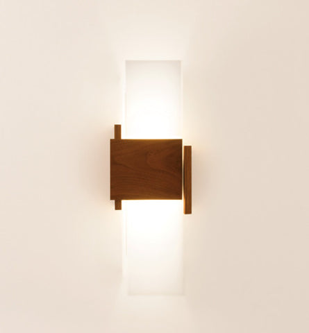 Acuo Wall Sconce by Cerno (Made in USA)