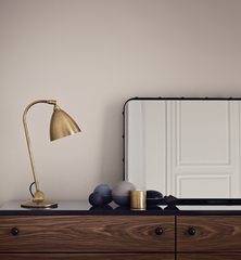 Jacques Adnet Rectangular Mirror by Gubi