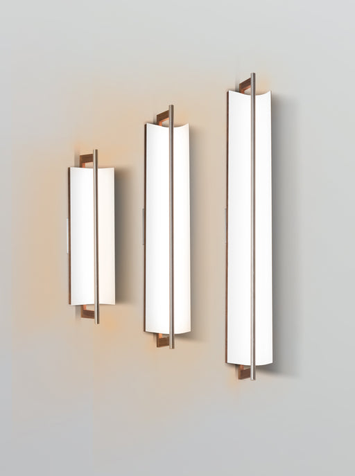 Allavo 22 Sconce by Cerno (Made in USA)