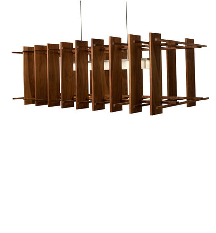 Arca Linear LED Pendant by Cerno (Made in USA)