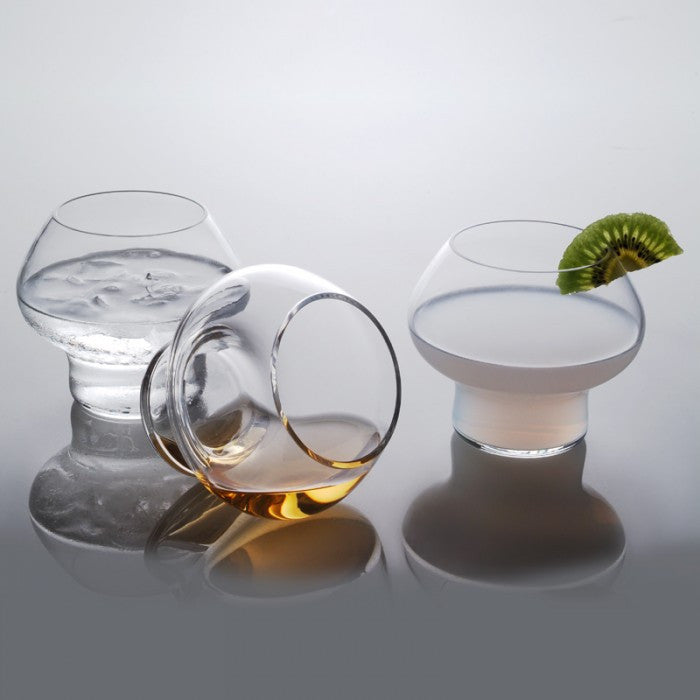 Spring Handmade Drinking Glasses by Architectmade