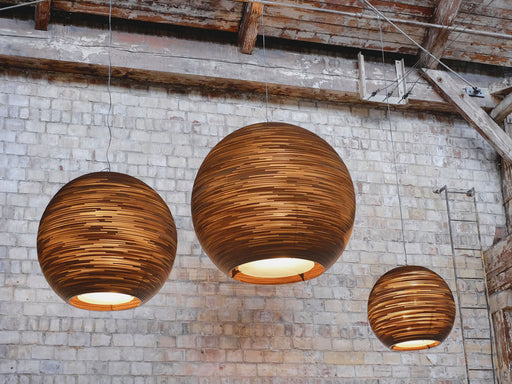 Arcturus Scraplight Frame Series Pendant by Graypants