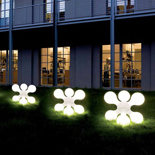 Atomium Outdoor Lamp by Kundalini