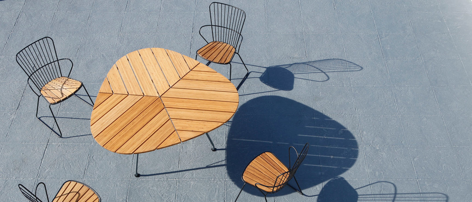 Leaf Table by Houe