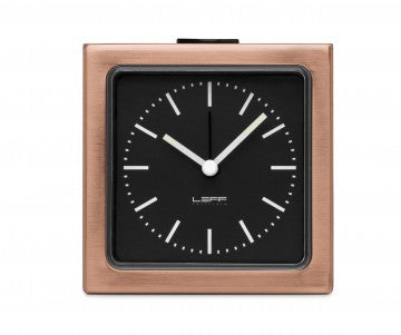 Block Alarm Clock by LEFF amsterdam