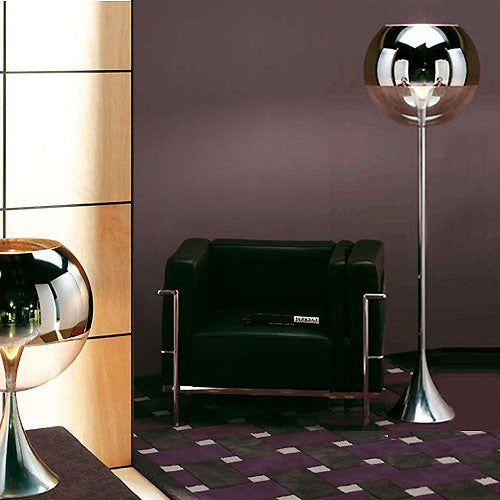 Bolio Floor Lamp by VISO (Made in Canada)