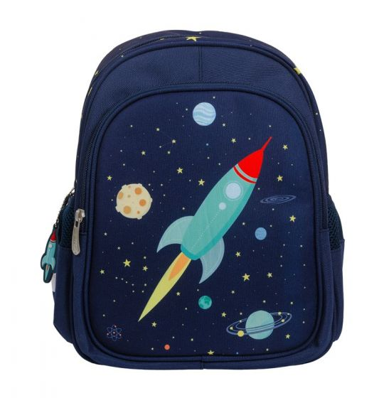 Space Backpack by A Little Lovely Company