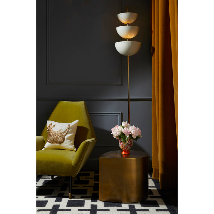 Lisbon Torchiere by Jonathan Adler