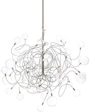 Harco Loor Bubbles Double Suspension Light
