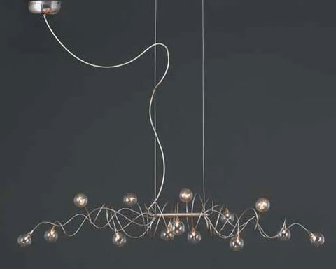 Harco Loor Bubbles Kite Suspension Light