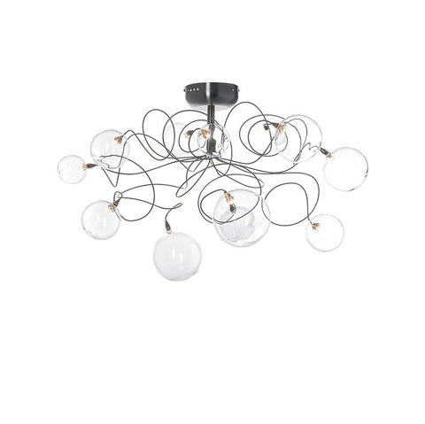 Harco Loor Bubbles Ceiling Light