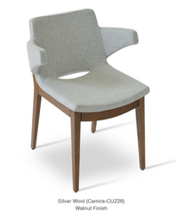 Nevada Arm Wood Chair by Soho Concept