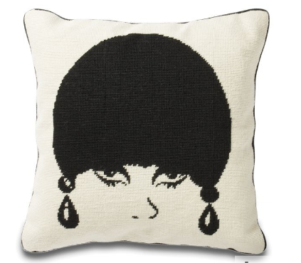 Mod Model Pillow by Jonathan Adler