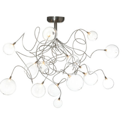 Harco Loor Big Bubbles Ceiling Light
