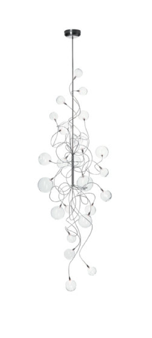 Harco Loor Big Bubbles Long Suspension Light