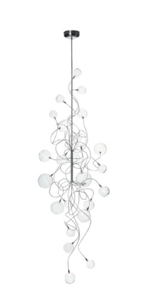 Harco Loor Bubbles Long Suspension Light