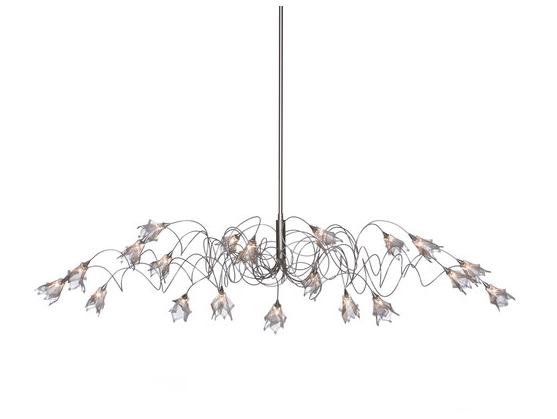 Harco Loor Breeze Oval Suspension Light
